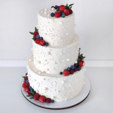 Большой торт на венчание