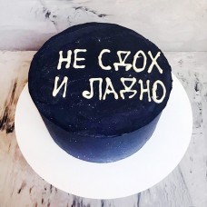 Торт на тему коронавируса