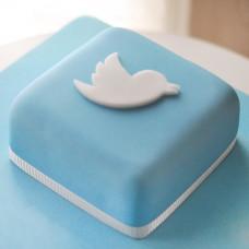 Торт Twitter