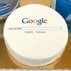 Торт Гугл