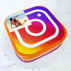 Торт Instagram