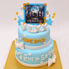 Торт k-pop INFINITE