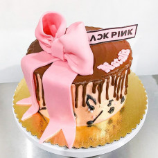 Торт BlackPink для девушки