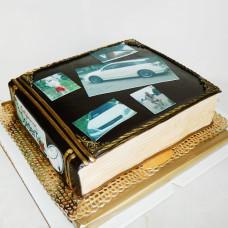 Торт фотоальбом
