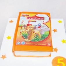 Торт книга мальчику