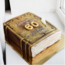 Торт на 60 лет книга