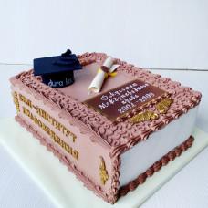 Кремовый торт книга