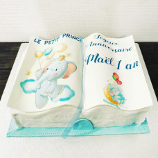 Торт книга детям