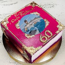 Торт мужчине на 60 лет книга