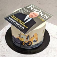 Торт Форбс для мужчины
