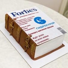 Торт Форбс для компании