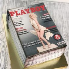 Торт журнал Playboy