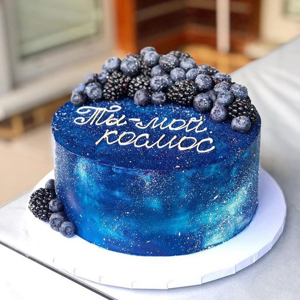 Торт Ты мой космос