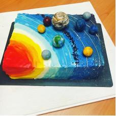 Торт парад планет