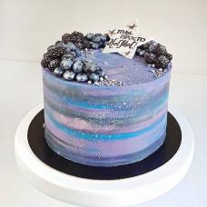 Торт космос мужчине