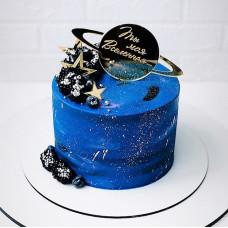 Торт Ты моя вселенная