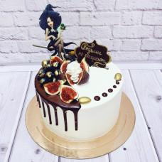 Торт для ведьмы