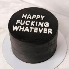 Торт с оскорблениями