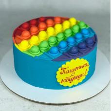 Торт игрушка-антистресс