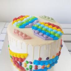 Детский торт Поп ит