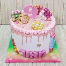 Торт в стиле Поп ит