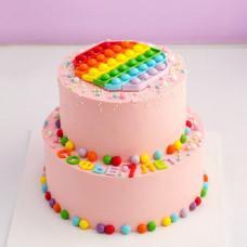 Торт Поп ит на день рождения
