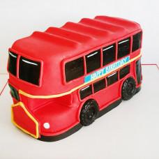 Торт Лондонский автобус