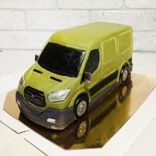Торт микроавтобус