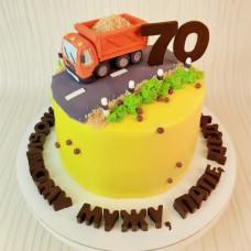 Торт для водителя Камаза