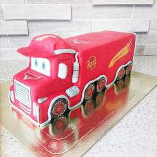 Торт грузовичок Мак