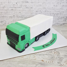 Торт для мужа дальнобойщика