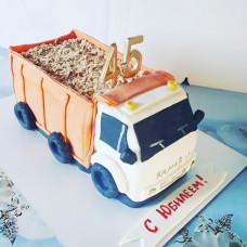 Торт машина Камаз