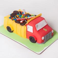 Торт грузовик