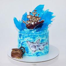 Торт для капитана дальнего плавания