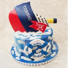 Торт Титаник