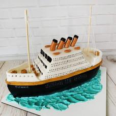 Торт для капитана корабля