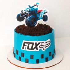 Торт квадроцикл на день рождения