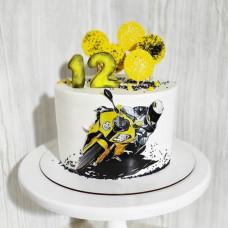 Торт любителю мотоциклов