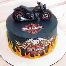 Торт Harley Davidson