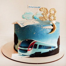 Торт поезд сапсан