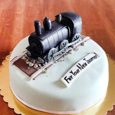 Торт для машиниста