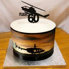 Торт Вертолетчику