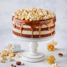 Торт Карамельно-Ореховый