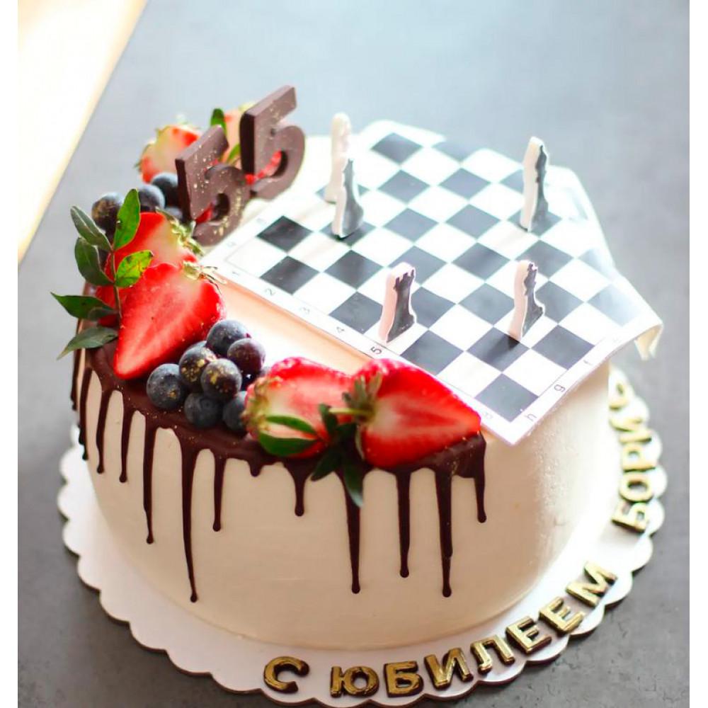 Торт мороженое на Новый год
