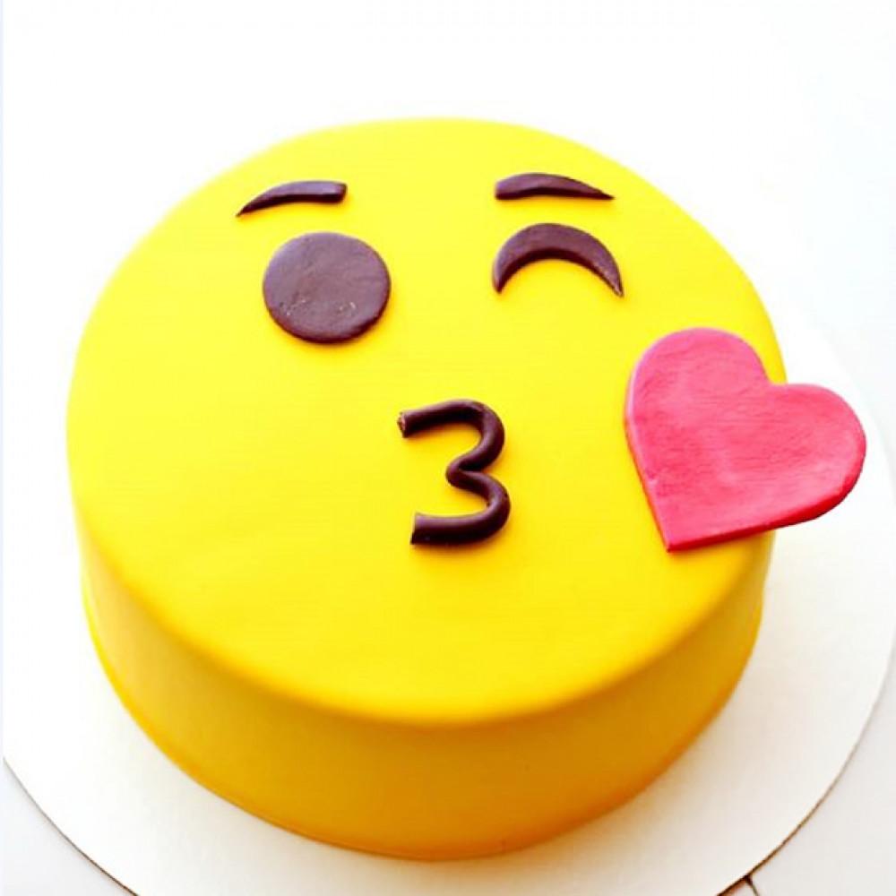 Торт мороженое на день рождения