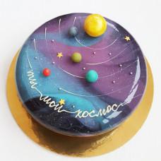 Муссовый торт для мужчины