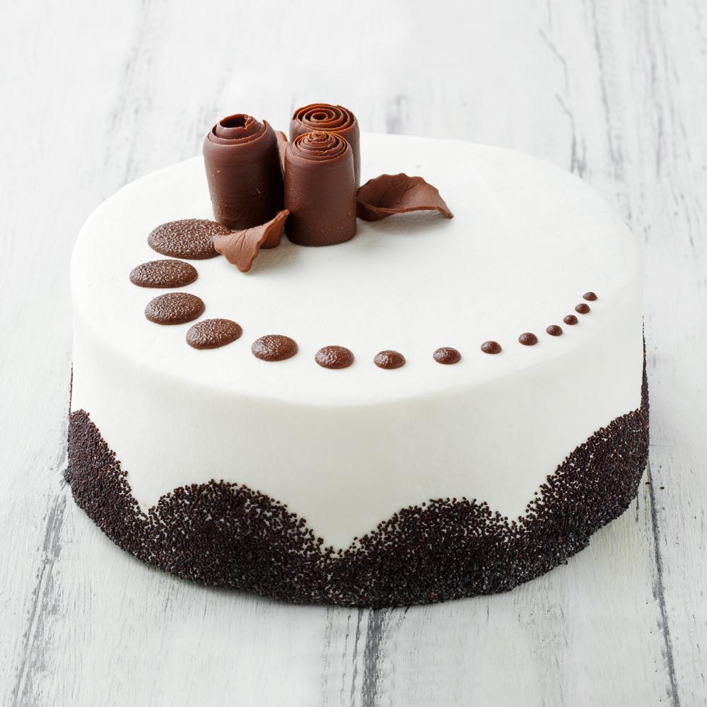 Постный торт на день рождения