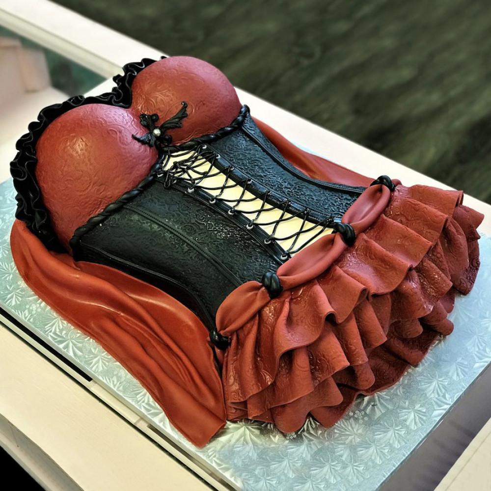 Торт Корсет