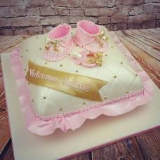 Торт подушка для девочек