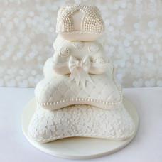 Торт в форме подушек